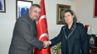 MHP İL KADIN KOLLARI'NA DERELİ ATANDI