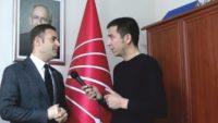 GAZETECİ OKAY ÖNDER'DEN AHMET AKIN'A SORULAR