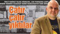 BALIKESİR NAMAZGAH'A SAHİP ÇIKMADI