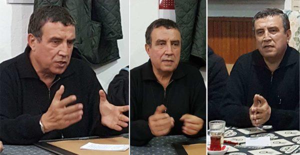 OĞUZ ŞENOL'DAN KÖYLÜYE SAĞLIKLI HAYVANCILIK DERSLERİ