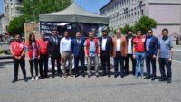 Altıeylül'den 'Bir omuz da sen ver' kampanyası