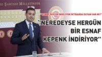NEREDEYSE HER GÜN BİR ESNAF KEPENK İNDİRİYOR
