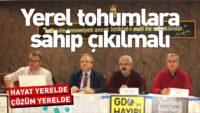 YEREL TOHUMLARA SAHİP ÇIKILMALI