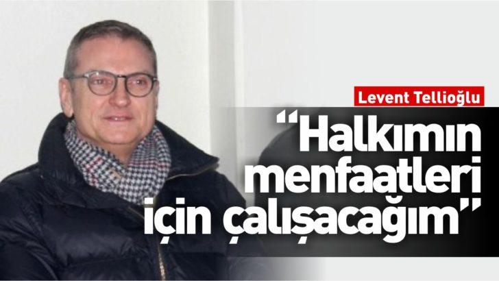"""""""HALKIMIN MENFAATLERİ İÇİN ÇALIŞACAĞIM"""""""