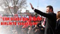 """""""ÇOK GÜZEL BİR SÜRECİ BİRLİKTE YAŞAYALIM"""""""