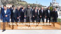 Marmara Adası'nda yüzler gülecek
