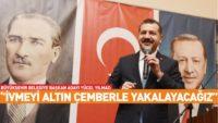 """""""Altın çember Balıkesir'e değer katacak"""""""