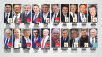 BALIKESİR'İN 20 İLÇESİNDE KAZANAN BELEDİYE BAŞKANLARI