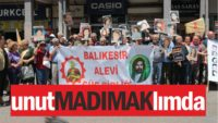 MADIMAK'TA KATLEDİLEN 35 CAN UNUTULMADI