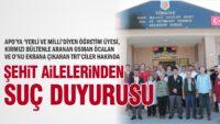 """""""ŞEHİTLERİMİZ MEZARLARINDA TİTREDİ"""""""