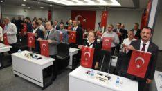 KARESİ MECLİSİ'NDEN BARIŞ PINARI HAREKATI'NA DESTEK