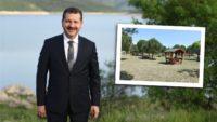 YÜCEL YILMAZ İKİZCETEPELER'E DE DOKUNDU